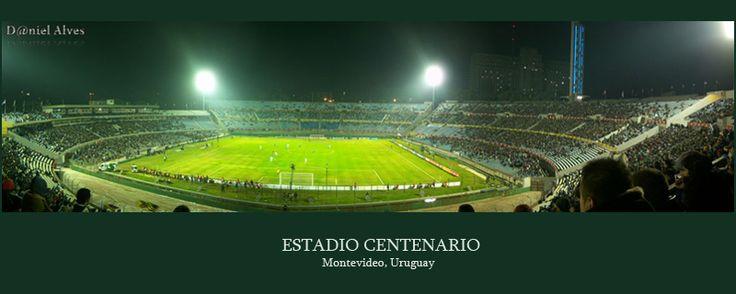 Centenario Stadium -Montevideo -Uruguay-