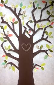 paper tree classroom wall - Google Search