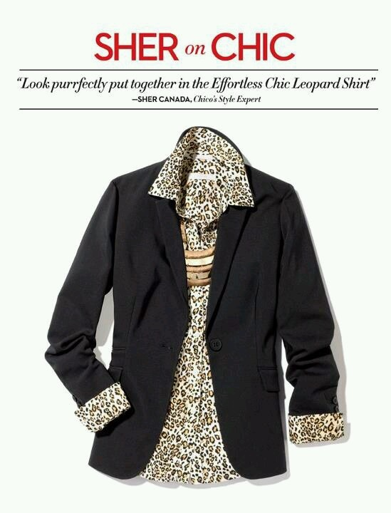 I would totally wear this: Leopard Cheetah Outfit, Shirt Chicos, Womens Fashion, Fashion Style, Clothes, Closet, Fashionista Mia