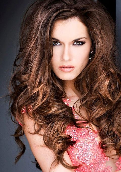Mary Margaret McCord - 2013 Miss USA first runner-up and current Miss Alabama - Alpha Omicron Pi