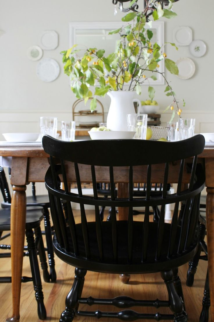 280 best Dining Rooms images on Pinterest | Farmhouse style ...