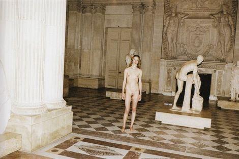 Juergen Teller, Raquel Zimmermann & Charlotte Rampling on ArtStack #juergen-teller #art