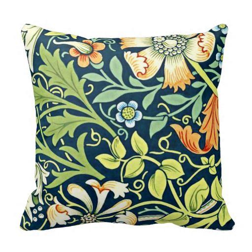 William Morris: Compton Throw Pillows