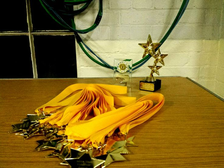 Charity Awards medals