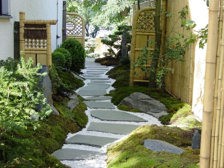 25+ Best Ideas About Gartengestaltung Bilder On Pinterest ... Kreative Gartendesigns Rasen