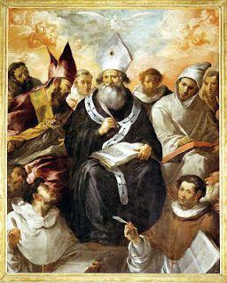 Ángeles y Santos: San Basilio Magno y su celo por el Dios verdadero