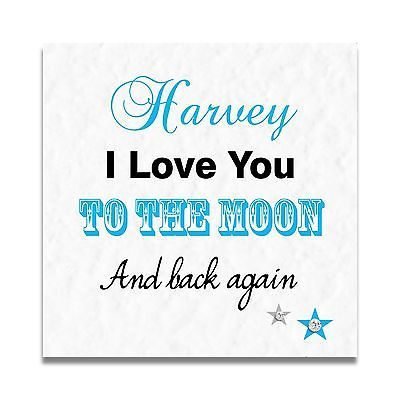 77 best handmade personalised cards images on pinterest handmade personalised i love you mens husband anniversary birthday card m4hsunfo