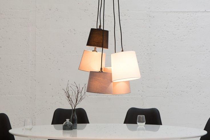 Závesná lampa LEVEL DESIGN