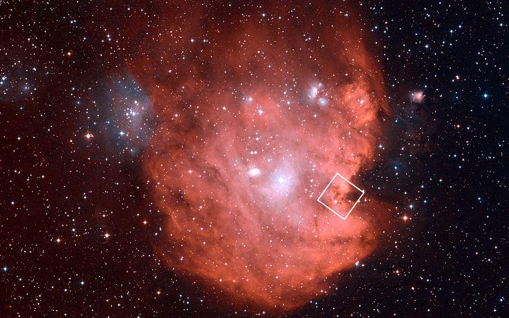 Bildresultat för NGC 2174