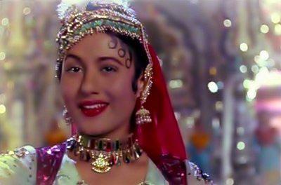 Top Bollywood movies of actress Madhubala