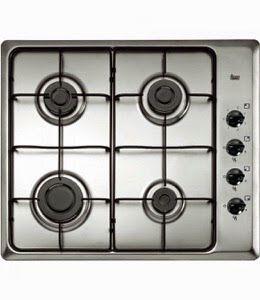 Asesoría doméstica y logística familiar: Limpiar los quemadores de una cocina de gas