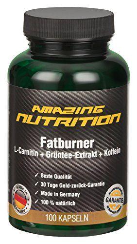 Fatburner Mit L-Carnitin + Grün Tee Extrakt + Koffein - 1... https://www.amazon.de/dp/B01DL107P2/ref=cm_sw_r_pi_dp_x_X9XFybS3S15A1