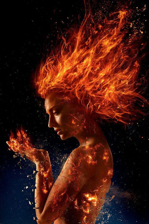 First look at Sophie Turner as Jean Grey in X-Men: Dark Phoenix