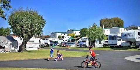 BIG4 Ulverstone Holiday Park, Devonport Region, Tasmania