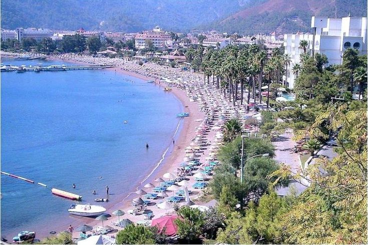 Airport to direct Marmaris beach
