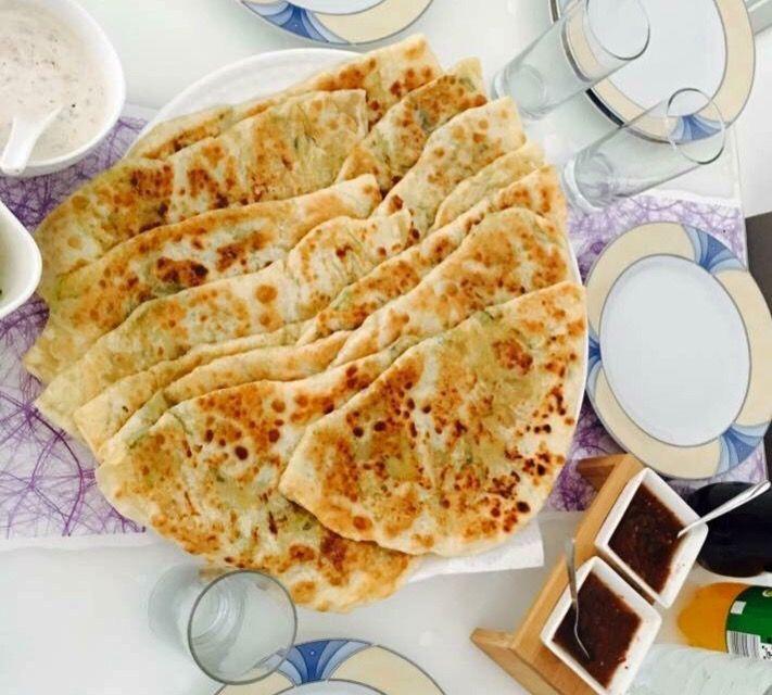 #afghan #food #bolani