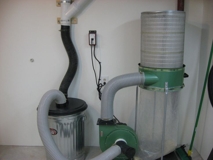 55 Best Images About Dust Collection On Pinterest Wall