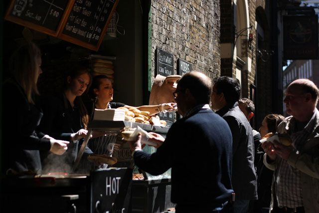 Daily Guide for London�s Food Markets | http://eatinglondontours.co.uk/daily-guide-londons-food-markets/