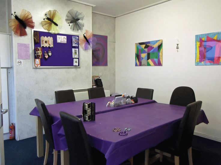 Our old Craft Room
