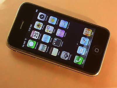 Apple iPhone 3G 8GB AT&T A1241 Clean ESN Nice Tested Working - 7H | eBay