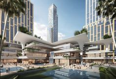 10 Design - Zhuhai Huafa Plaza
