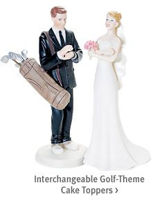 Golf Theme Weddings