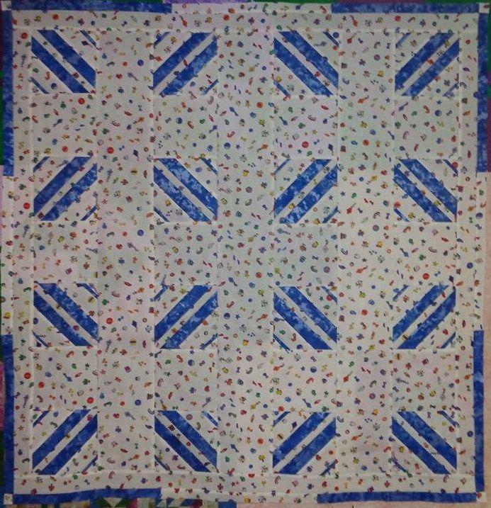 New Pattern Pinstripe Crossing