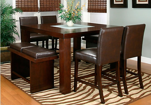 Shop For A Marsdale 5 Pc Dining Room At Rooms To Go. Find Dining Room Sets  That Will Look Great In Your Home And Complement The Rest Of Your Furniu2026