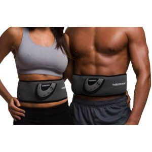 $79.00. SLENDERTONE FLEX PRO ABDOMINAL MUSCLE TONER: Men's abdominal toning belt designed to firm and strengthen all 3 ab muscles; Medical-grade EMS technology; automatically stimulates and contracts abs; Performs same function as sit-ups and crunches while you work or play; 7 built-in programs and 99 resistance levels; LCD audio and visual display   Fits waists between 24 and 47 inches; includes 3 gel pads; 2-year warranty