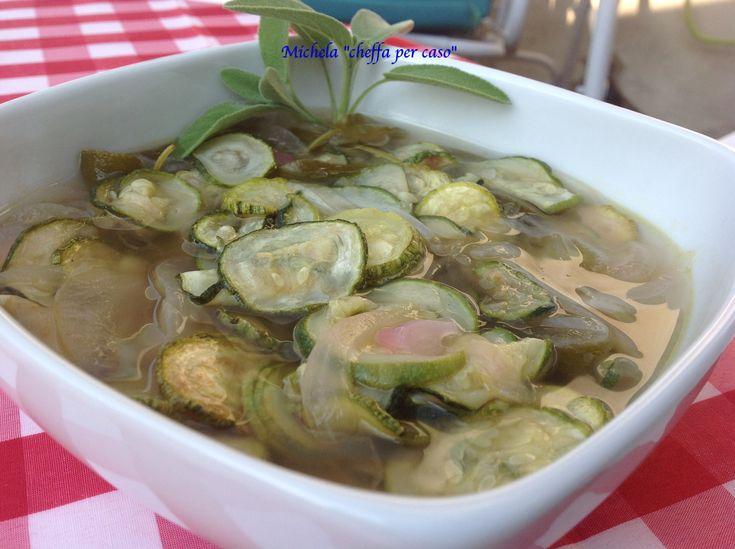 Carpione+di+zucchine!