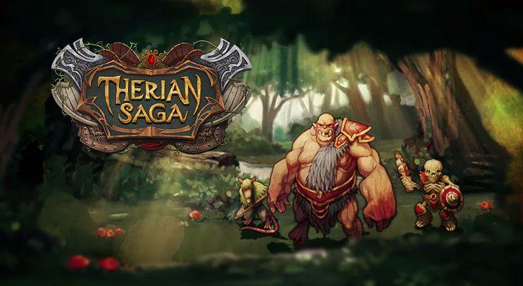 Therian saga / Териан Сага — необычная онлайн игра