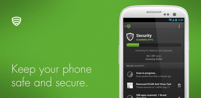Android Applications : Lookout Security & Antivirus ~ ALL-in-ONE