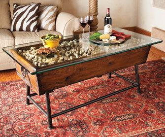 Corks Coffee Tables And Wine Corks On Pinterest