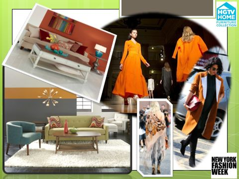 Were You Inspired By FashionweekNYC Bring Home Style With HGTVFurniture Today