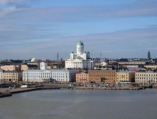 Helsínquia - Museu Nacional (Kansallismuseo)
