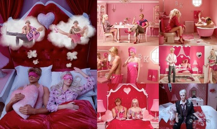 Barbie gay lyric