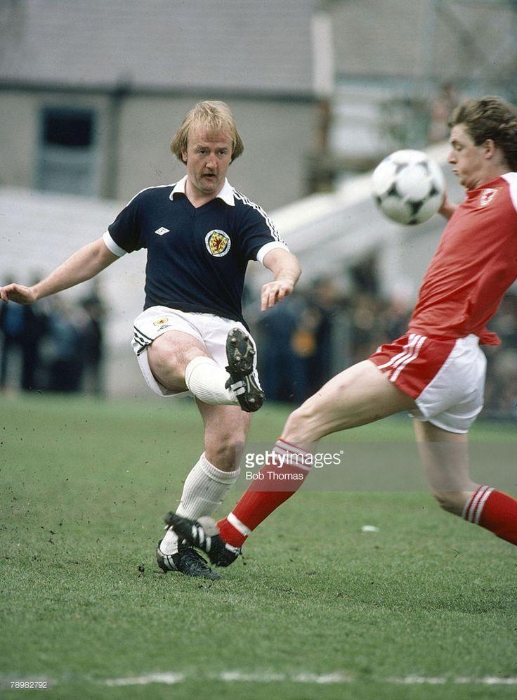 Circa 1980 British Championship Wales v Scotland Scotland