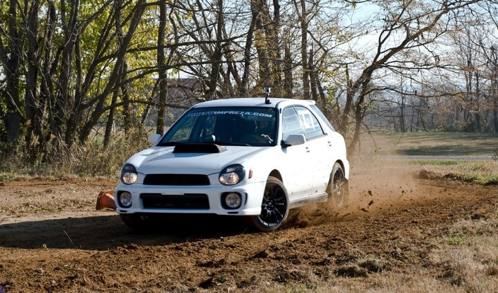 the other object of my affection since 2001, the OG 2002 subaru wrx wagon. oh bubble lights, please come back!