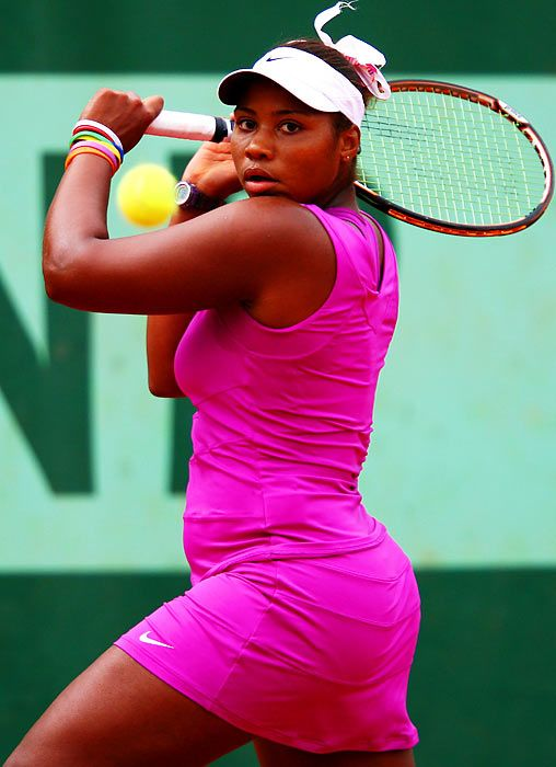 Ladies We Love: Taylor Townsend | PG ACTIVEPG ACTIVE