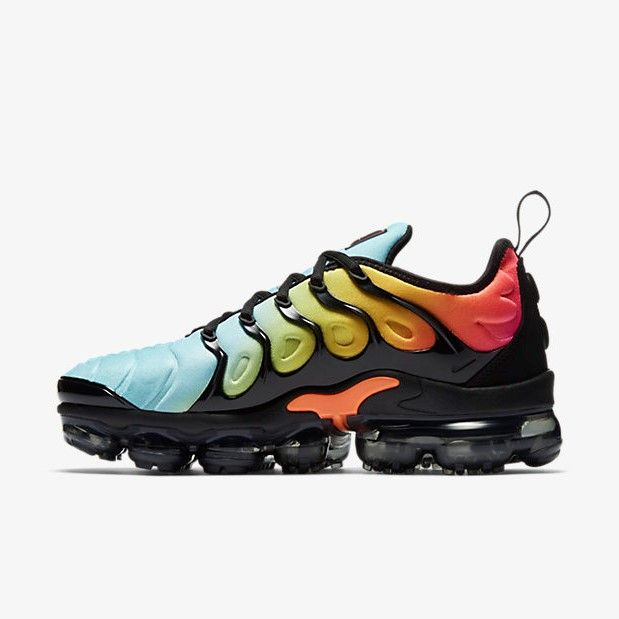 3664029e0aaeb AO4550-002 Nike Air Vapormax Plus Tropical Sunset(3)
