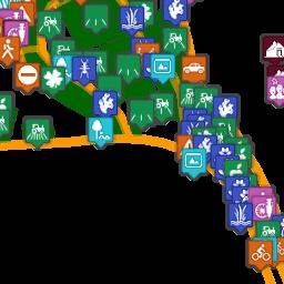 Map   Huerta Bizarra