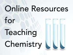 These online resources can help you with teaching Chemistry to your kids and teens.