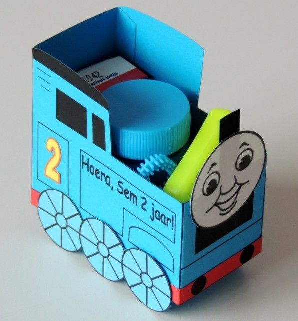 James de trein traktatie
