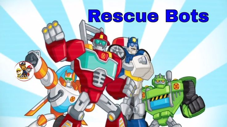 Transformers Rescue Bots: Hero Adventures - Hero Run - Gameplay Android ❀ Fun Kids Games