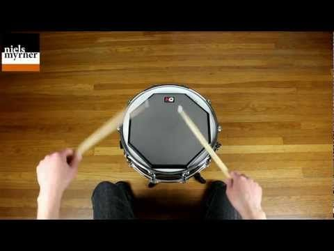 How To Practice Rudiments - Drum Lesson (+playlist)