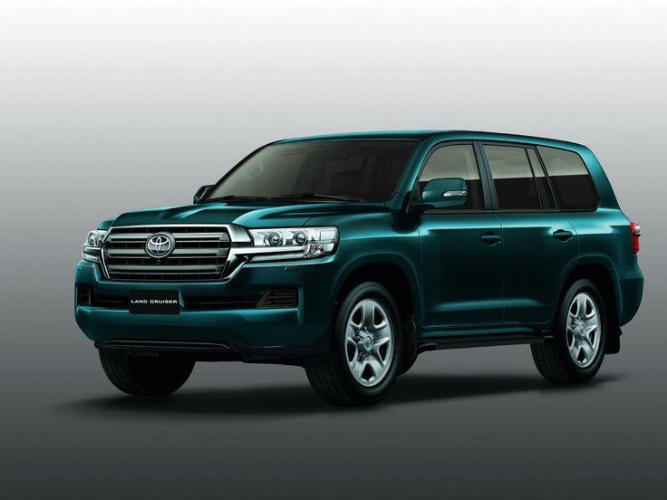 Toyota estrena su Land Cruiser 200 en Colombia - Estereofonica