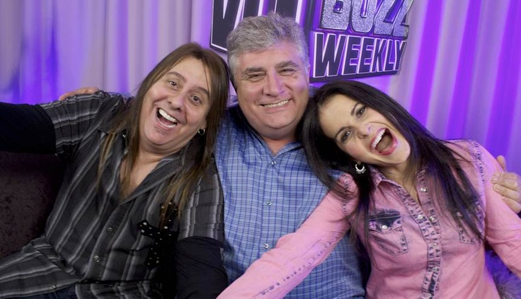 Maurice LaMarche - The Brain, from Pinky and the Brain, is getting BUZZ-ed with Chuck and Stacey J. on VO Buzz Weekly