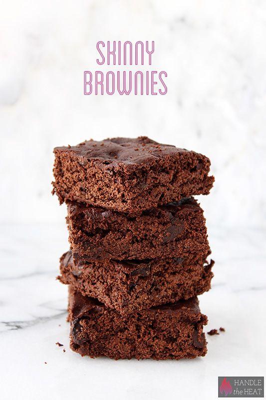 Brownies magros curado 100% de trigo com manteiga ou sem açúcar processado!