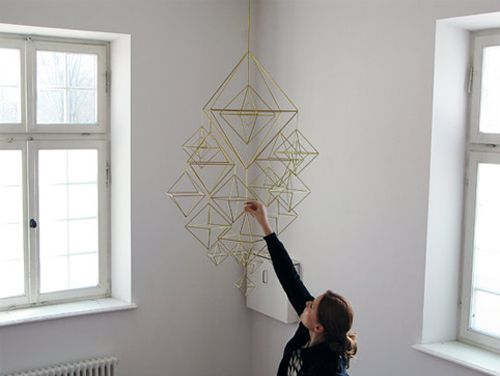 for my office :: geometric mobile