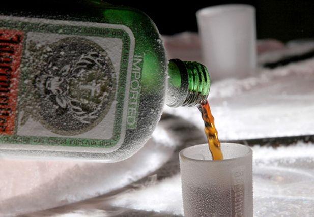 Jagermeister super ice-cold shots with Tap Machine. Visit Caldo Wera El.Venizelou 44, New Smirni and enjoy Jagermeister extra ice-cold shots
